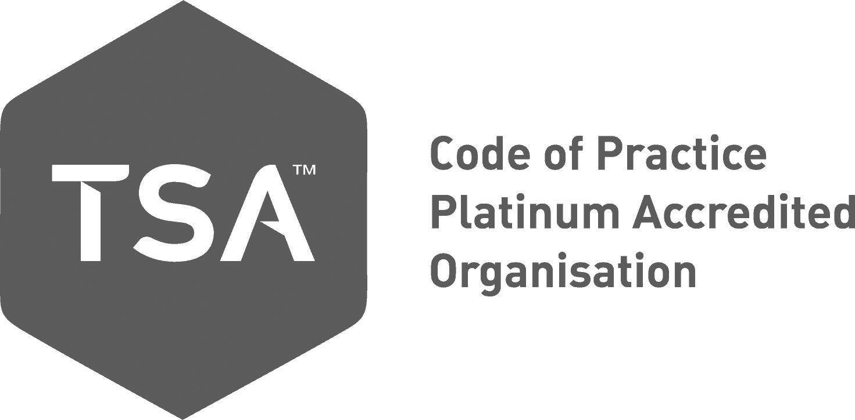 TSA Platinum logo